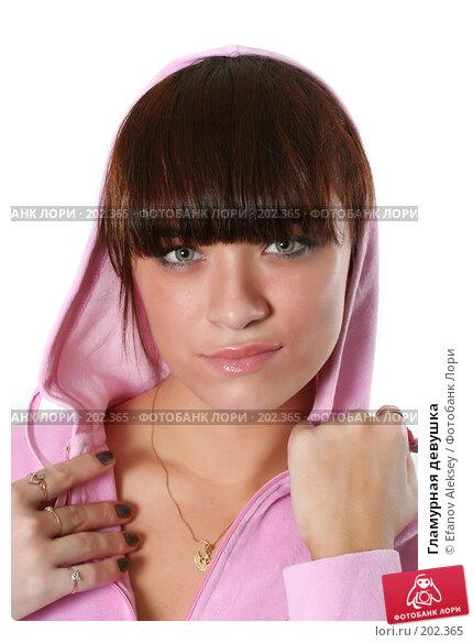 Гламурная девушка, фото № 202365, снято 9 февраля 2008 г. (c) Efanov Aleksey / Фотобанк Лори