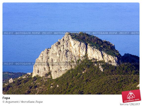 Купить «Гора», фото № 292017, снято 30 апреля 2008 г. (c) Argument / Фотобанк Лори