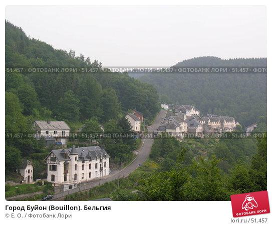 Город Буйон (Bouillon). Бельгия, фото № 51457, снято 7 июня 2007 г. (c) Екатерина Овсянникова / Фотобанк Лори