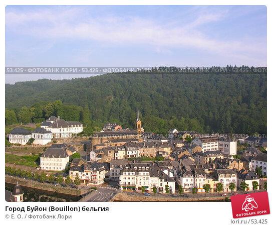 Город Буйон (Bouillon) бельгия, фото № 53425, снято 8 июня 2007 г. (c) Екатерина Овсянникова / Фотобанк Лори