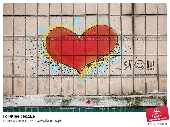 Купить «Горячее сердце», фото № 167001, снято 31 декабря 2007 г. (c) Игорь Веснинов / Фотобанк Лори