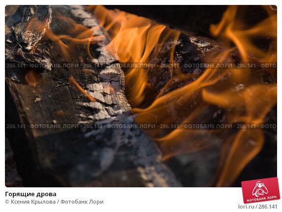Горящие дрова, фото № 286141, снято 3 мая 2008 г. (c) Ксения Крылова / Фотобанк Лори