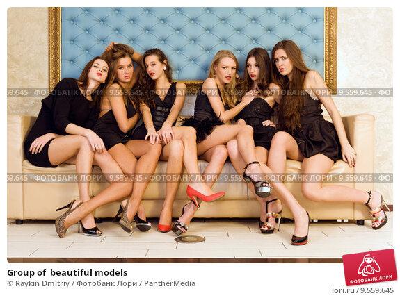видео фото моделей