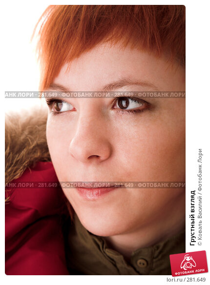 Грустный взгляд, фото № 281649, снято 21 марта 2008 г. (c) Коваль Василий / Фотобанк Лори