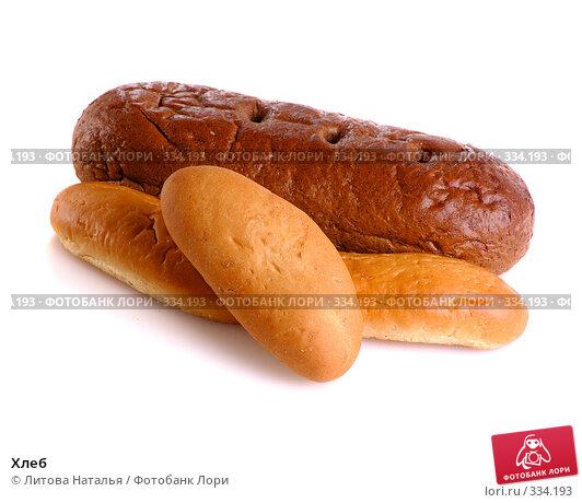 Хлеб, фото № 334193, снято 15 января 2008 г. (c) Литова Наталья / Фотобанк Лори