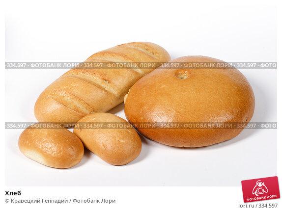 Хлеб, фото № 334597, снято 7 ноября 2004 г. (c) Кравецкий Геннадий / Фотобанк Лори