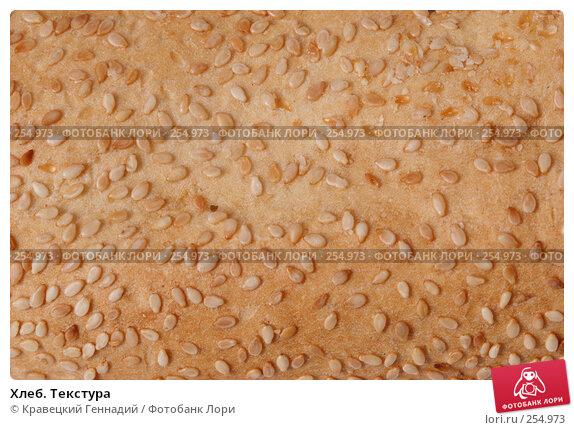 Хлеб. Текстура, фото № 254973, снято 21 ноября 2004 г. (c) Кравецкий Геннадий / Фотобанк Лори