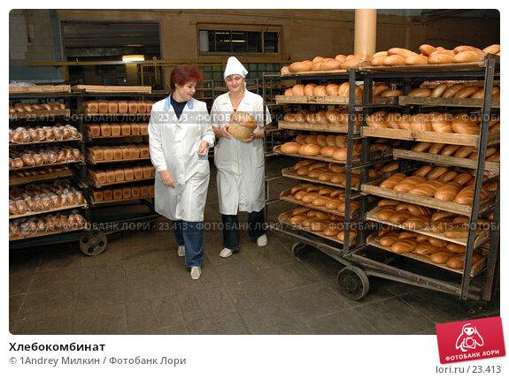Хлебокомбинат, фото № 23413, снято 6 сентября 2006 г. (c) 1Andrey Милкин / Фотобанк Лори