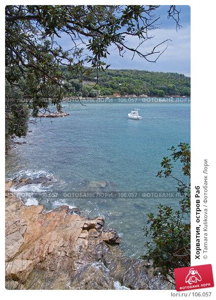 Хорватия, остров Раб, фото № 106057, снято 31 августа 2007 г. (c) Tamara Kulikova / Фотобанк Лори