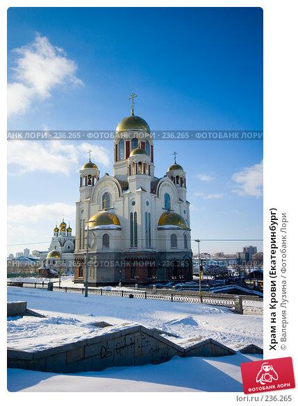 Храм на Крови (Екатеринбург), фото № 236265, снято 22 февраля 2008 г. (c) Валерия Потапова / Фотобанк Лори