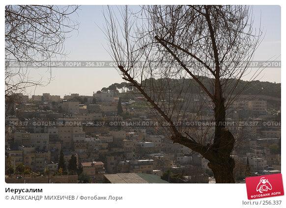 Купить «Иерусалим», фото № 256337, снято 22 февраля 2008 г. (c) АЛЕКСАНДР МИХЕИЧЕВ / Фотобанк Лори