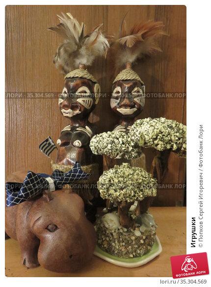 Игрушки. Редакционное фото, фотограф Попков Сергей Игоревич / Фотобанк Лори