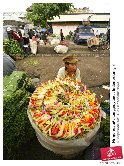 Купить «Индонезийская девушка. Indonesian girl», фото № 292445, снято 29 февраля 2008 г. (c) Морозова Татьяна / Фотобанк Лори