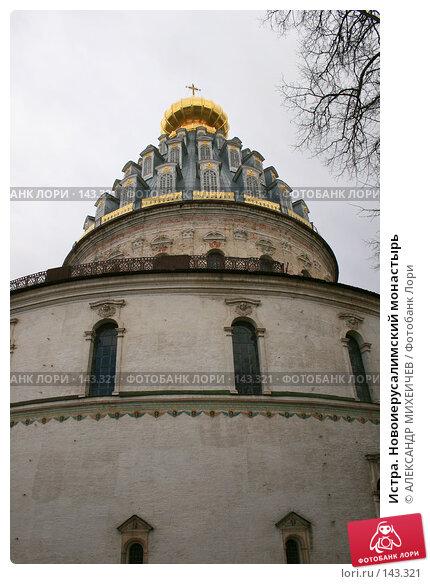 Истра. Новоиерусалимский монастырь, фото № 143321, снято 8 апреля 2007 г. (c) АЛЕКСАНДР МИХЕИЧЕВ / Фотобанк Лори