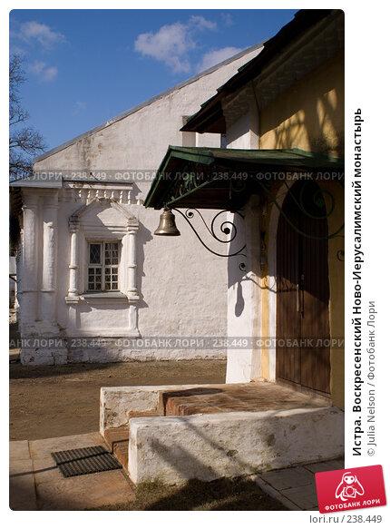 Истра. Воскресенский Ново-Иерусалимский монастырь, фото № 238449, снято 29 марта 2008 г. (c) Julia Nelson / Фотобанк Лори