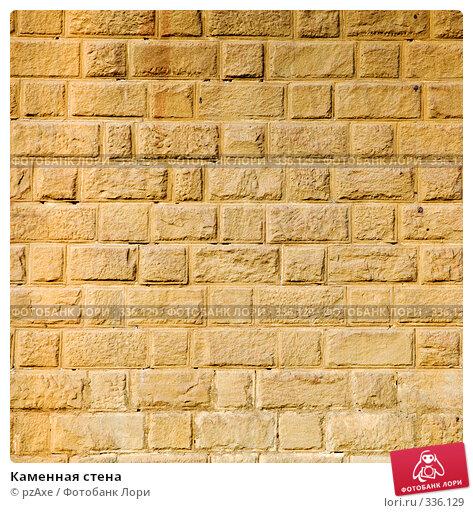 Купить «Каменная стена», фото № 336129, снято 6 июня 2008 г. (c) pzAxe / Фотобанк Лори
