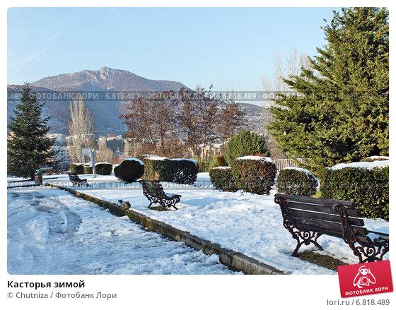 Касторья зимой (2012 год). Стоковое фото, фотограф Chutniza / Фотобанк Лори