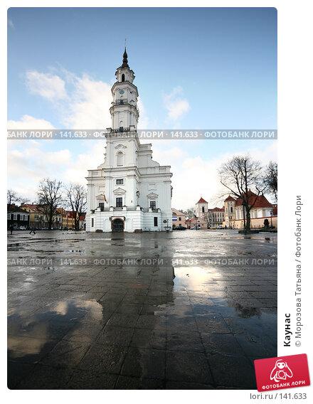 Купить «Каунас», фото № 141633, снято 2 января 2007 г. (c) Морозова Татьяна / Фотобанк Лори