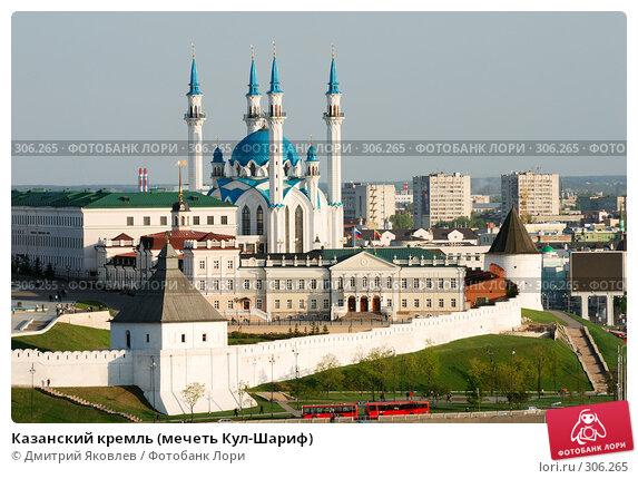 Купить «Казанский кремль (мечеть Кул-Шариф)», фото № 306265, снято 9 мая 2008 г. (c) Дмитрий Яковлев / Фотобанк Лори