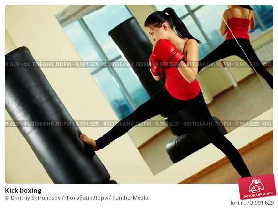Фото брюнеток в боксерских перчатках 2 фотография