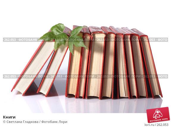 Книги, фото № 262053, снято 30 марта 2008 г. (c) Cветлана Гладкова / Фотобанк Лори