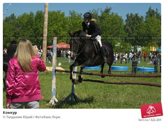 Конкур, фото № 322201, снято 12 июня 2008 г. (c) Талдыкин Юрий / Фотобанк Лори