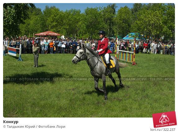 Конкур, фото № 322237, снято 12 июня 2008 г. (c) Талдыкин Юрий / Фотобанк Лори