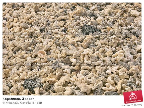 Коралловый берег, фото № 156265, снято 5 декабря 2007 г. (c) Николай / Фотобанк Лори