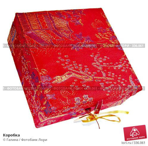 Коробка, фото № 336061, снято 27 июня 2008 г. (c) Галина Щеглова / Фотобанк Лори