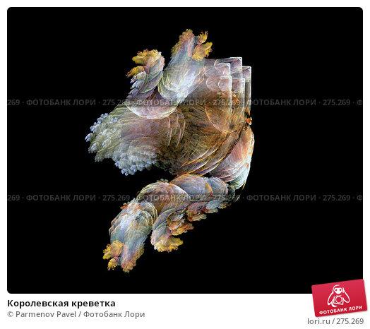 Купить «Королевская креветка», иллюстрация № 275269 (c) Parmenov Pavel / Фотобанк Лори