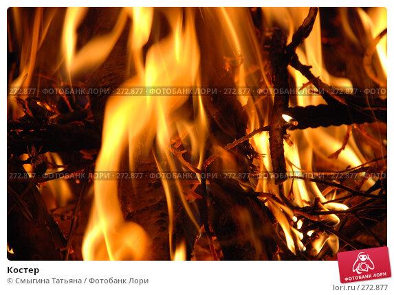Костер, фото № 272877, снято 1 мая 2008 г. (c) Смыгина Татьяна / Фотобанк Лори