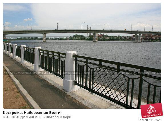 Кострома. Набережная Волги, фото № 119525, снято 7 июля 2007 г. (c) АЛЕКСАНДР МИХЕИЧЕВ / Фотобанк Лори