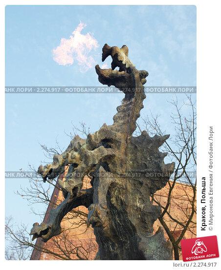 Купить «Краков, Польша», фото № 2274917, снято 5 января 2011 г. (c) Миронова Евгения / Фотобанк Лори
