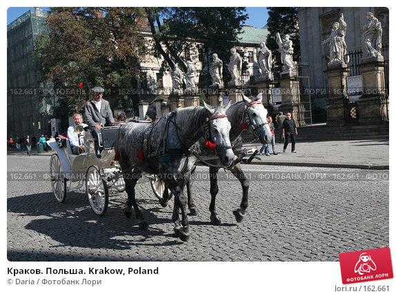 Краков. Польша. Krakow, Poland, фото № 162661, снято 6 декабря 2016 г. (c) Daria / Фотобанк Лори