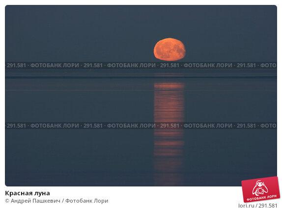 Красная луна, фото № 291581, снято 3 июня 2007 г. (c) Андрей Пашкевич / Фотобанк Лори