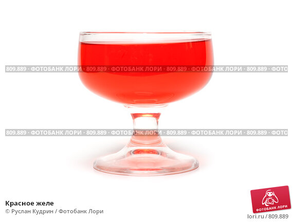Купить «Красное желе», фото № 809889, снято 25 марта 2009 г. (c) Руслан Кудрин / Фотобанк Лори