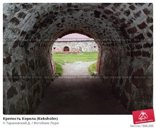 Крепость Корела (Keksholm), фото № 304205, снято 11 июня 2006 г. (c) Тарановский Д. / Фотобанк Лори