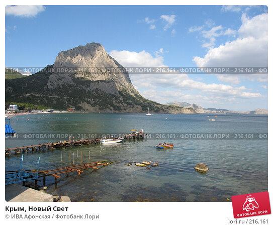 Крым, Новый Свет, фото № 216161, снято 12 сентября 2006 г. (c) ИВА Афонская / Фотобанк Лори