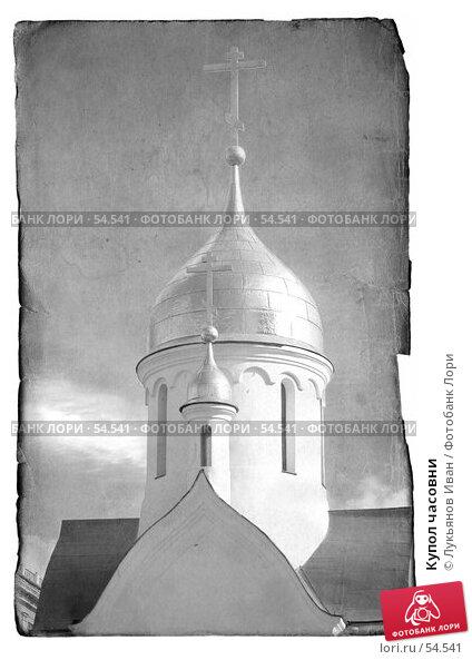 Купол часовни, фото № 54541, снято 20 июня 2007 г. (c) Лукьянов Иван / Фотобанк Лори