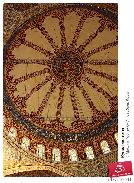Купол мечети, фото № 164485, снято 23 мая 2006 г. (c) Максим Горпенюк / Фотобанк Лори