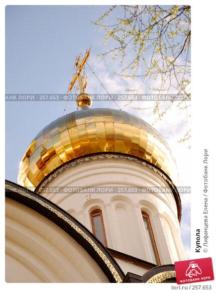 Купола, фото № 257653, снято 28 марта 2017 г. (c) Лифанцева Елена / Фотобанк Лори
