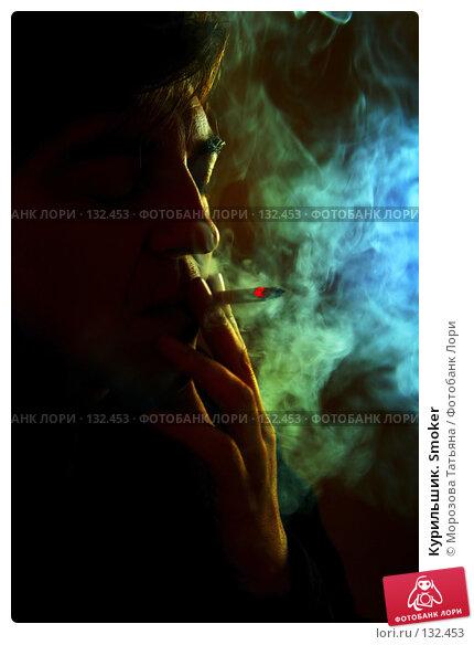 Курильшик. Smoker, фото № 132453, снято 21 октября 2005 г. (c) Морозова Татьяна / Фотобанк Лори