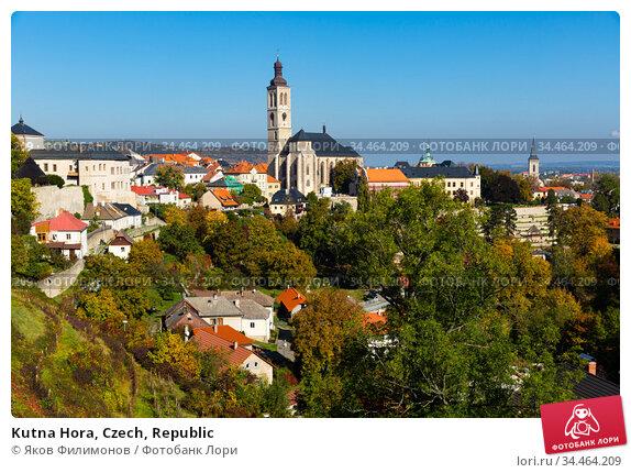 Kutna Hora, Czech, Republic. Стоковое фото, фотограф Яков Филимонов / Фотобанк Лори