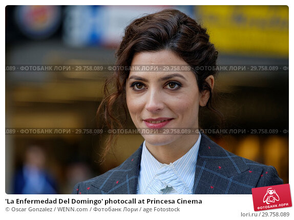 Купить «'La Enfermedad Del Domingo' photocall at Princesa Cinema Featuring: Barbara Lennie Where: Madrid, Spain When: 22 Feb 2018 Credit: Oscar Gonzalez/WENN.com», фото № 29758089, снято 22 февраля 2018 г. (c) age Fotostock / Фотобанк Лори