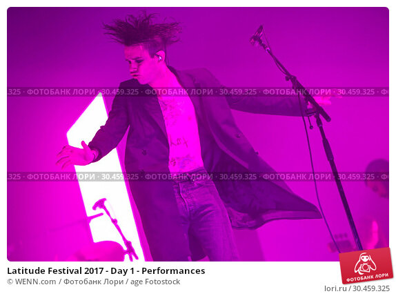Latitude Festival 2017 - Day 1 - Performances. Редакционное фото, фотограф WENN.com / age Fotostock / Фотобанк Лори