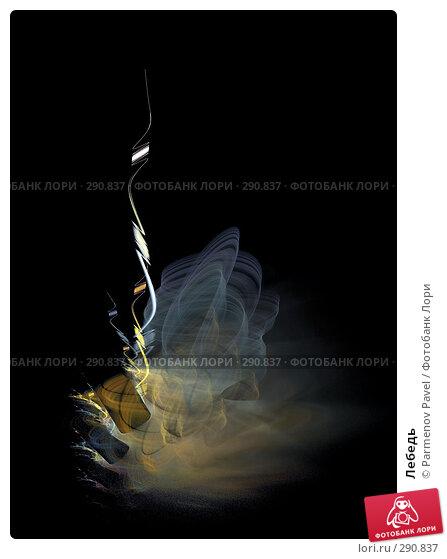 Лебедь, иллюстрация № 290837 (c) Parmenov Pavel / Фотобанк Лори