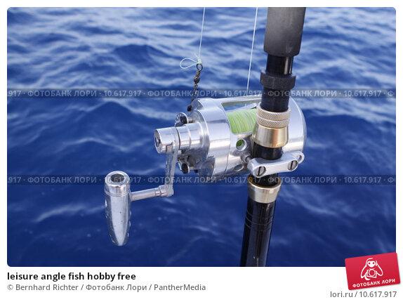 leisure angle fish hobby free. Стоковое фото, фотограф Bernhard Richter / PantherMedia / Фотобанк Лори