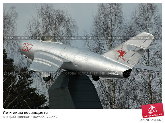 Летчикам посвящается, фото № 231669, снято 22 марта 2008 г. (c) Юрий Шпинат / Фотобанк Лори