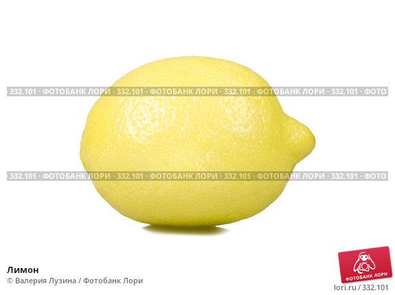 Лимон, фото № 332101, снято 18 июня 2008 г. (c) Валерия Потапова / Фотобанк Лори