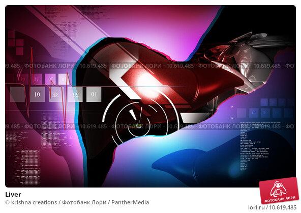 Liver. Стоковое фото, фотограф krishna creations / PantherMedia / Фотобанк Лори